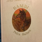 Cover 1929 edition of Felix Salten's Bambi