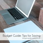 Budget Guide: Organize Your Savings!