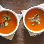 Two gluten-free vegan meals on the go